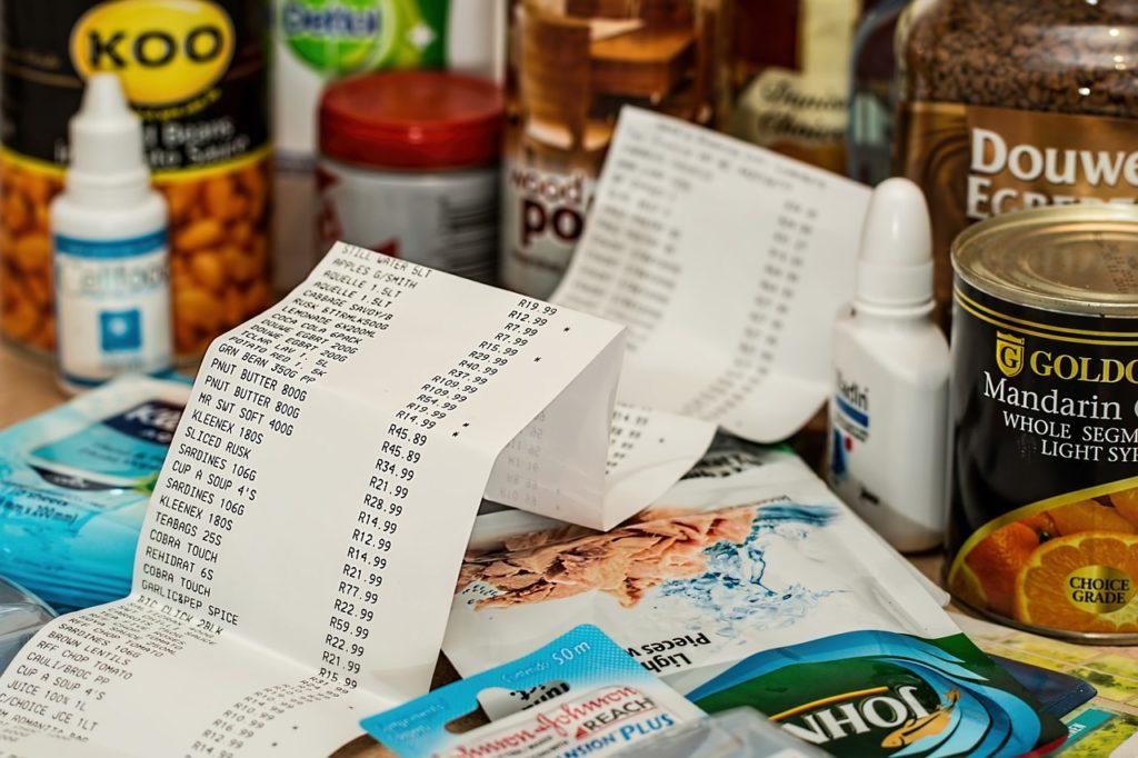 Geld besparen door thuis uw eten te bereiden