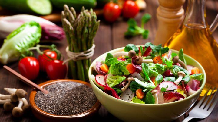 Ernährung und gesunde Ernährungsgewohnheiten