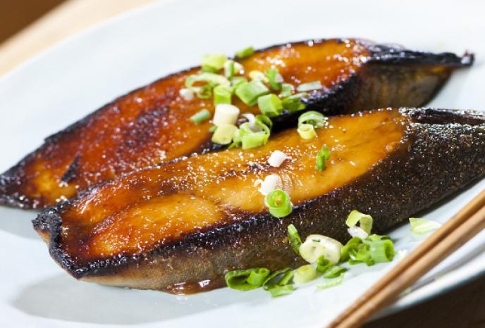 Is black cod good eating?